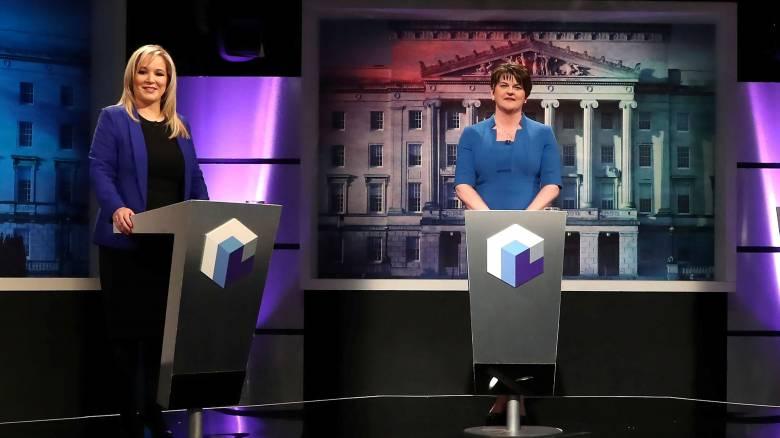 Βόρεια Ιρλανδία: Άκαρπες οι συζητήσεις για κυβέρνηση συνεργασίας