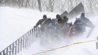 Ιαπωνία: Οκτώ νεκροί και δεκάδες τραυματίες από χιονοστιβάδα