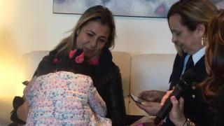 Ιταλία: Συγκινητική επανένωση 4χρονης προσφυγοπούλας με την μητέρα της