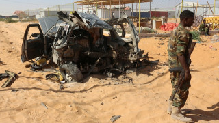 Ο στρατός της Κένυας σκότωσε 31 μαχητές της αλ Σαμπάμπ σε επιδρομή