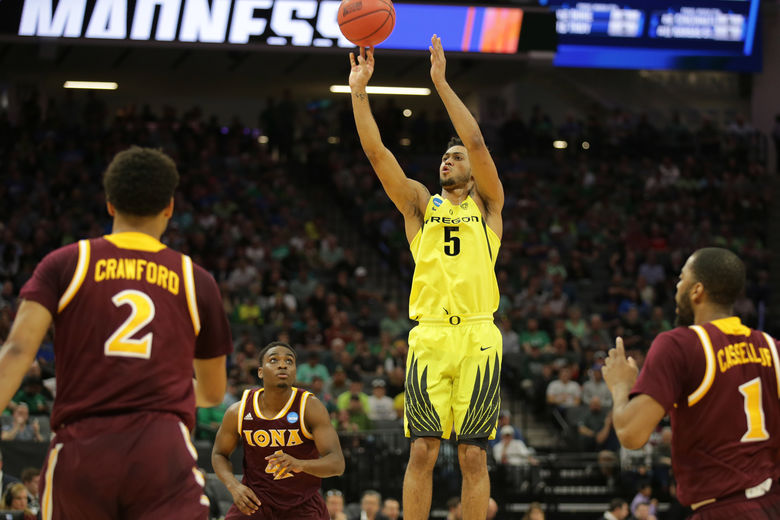 2017 03 17T183457Z 1647808087 NOCID RTRMADP 3 NCAA BASKETBALL NCAA TOURNAMENT FIRST ROUND OREGON VS IONA