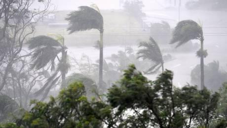 Αυστραλία: Σαρωτικό πέρασμα του τροπικού κυκλώνα Ντέμπι