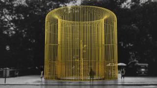 Μετά την Ειδομένη ο Ai Weiwei περιφράζει τη Νέα Υόρκη