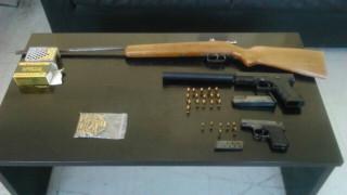 Συναγερμός στην Ξάνθη - Bρέθηκαν όπλα και πυρομαχικά σε τζαμί