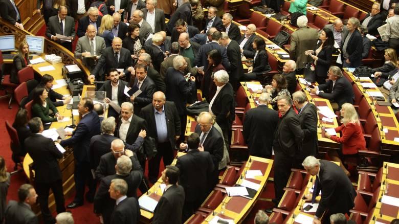 Προανακριτική Επιτροπή για τον Γιάννο Παπαντωνίου με 252 ψήφους