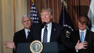 Ο Τραμπ κατά του πακέτου μέτρων του Ομπάμα για το κλίμα