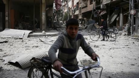 Συρία: Συμφωνία για απομάκρυνση αμάχων από πολιορκημένες περιοχές