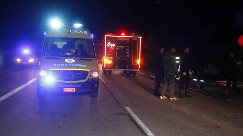 Εύοσμος: Πέντε τα σενάρια για το τροχαίο που σκότωσε τέσσερις νεαρούς