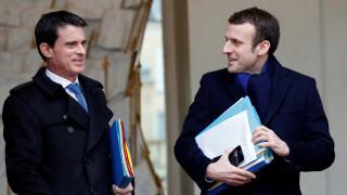 Εκλογές Γαλλία: Ο Βαλς στηρίζει επίσημα Μακρόν