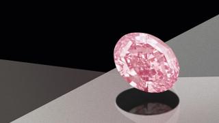 Με τιμή εκκίνησης τα $60 εκατ. δολάρια το ροζ διαμάντι γράφει ιστορία