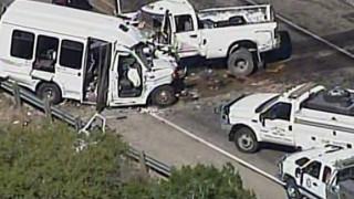 Τραγωδία στο Τέξας: 13 νεκροί και δύο τραυματίες σε τροχαίο (pics&vid)