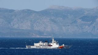 Νέα πρόκληση της Άγκυρας στο Αιγαίο- «Δεσμεύει» περιοχή στο Καστελλόριζο για άσκηση με πυρά