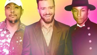 Timberlake, Timbaland & Pharrell Williams θα κατακτήσουν τα charts