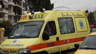 Μοτοσικλετιστής παρέσυρε βρέφος και εξαφανίστηκε