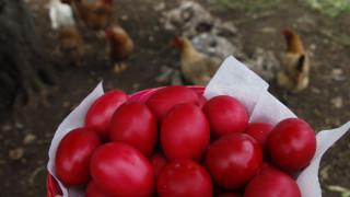 Πάσχα 2017: Γιατί βάφουμε κόκκινα τα αυγά την Μ. Πέμπτη