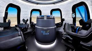 Blue Origin: Βόλτα στο Διάστημα με θέα