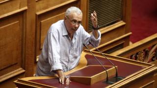 Ζουράρις: Διαφωνώ με όλα τα μέτρα, θα δω τι θα ψηφίσω…