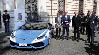 Η ιταλική τροχαία θα καταδιώκει τους παραβάτες με το αυτοκίνητο των ονείρων σας (pics&vid)