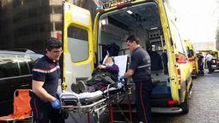 Τουλάχιστον έξι τραυματίες από τα επεισόδια στο τουρκικό προξενείο στις Βρυξέλλες (pics)