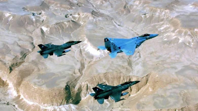Τουρκικά μαχητικά πάνω από το νησάκι Παναγιά