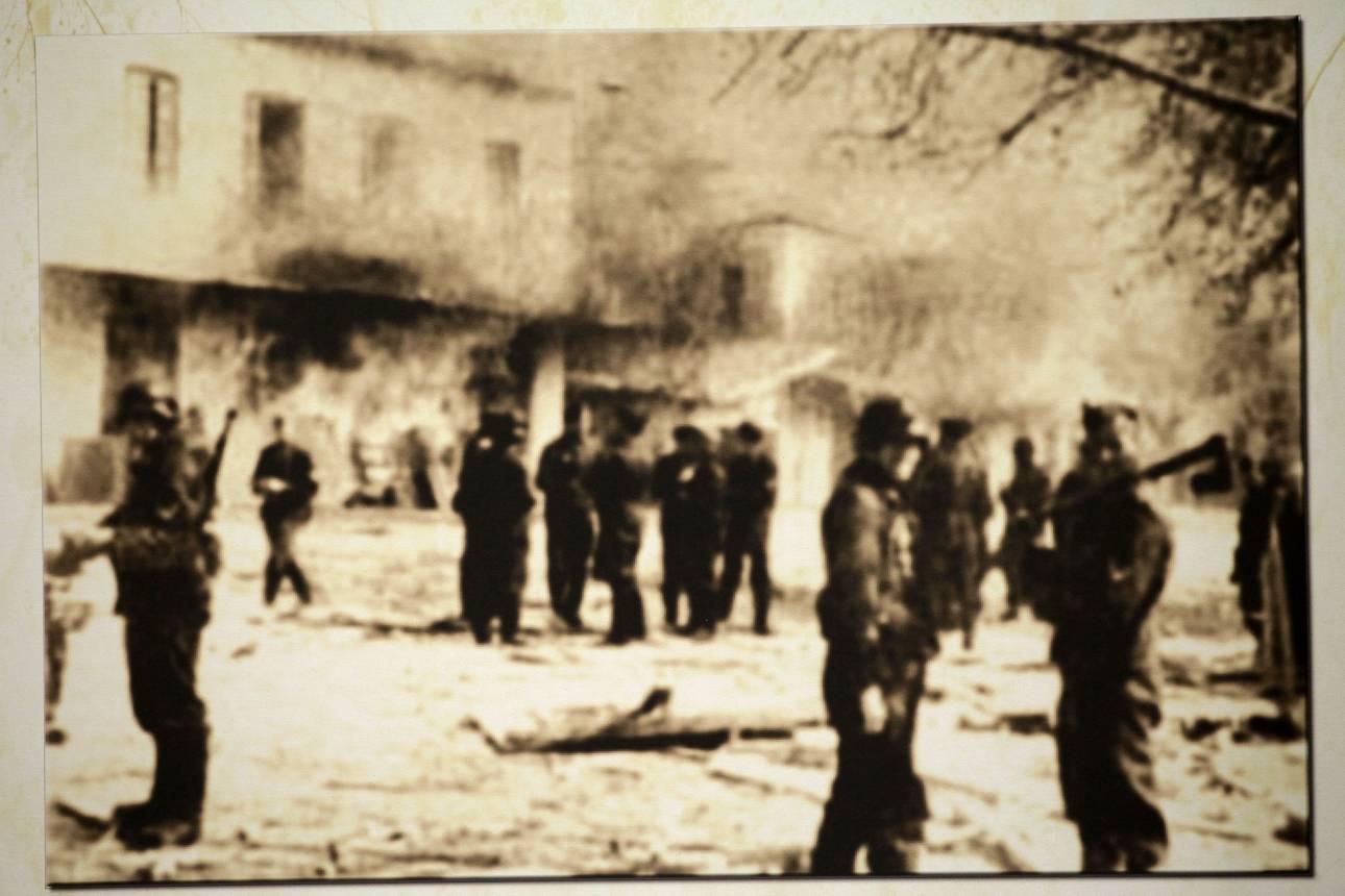 Γερμανοί αντιφασίστες ζητούν δικαιοσύνη για εγκλήματα της κατοχής στην Ελλάδα
