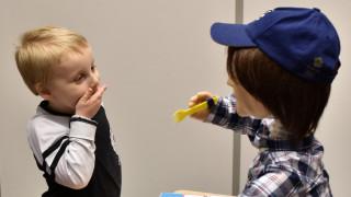 Κάσπαρ: Το ρομπότ που βοηθά παιδιά με αυτισμό να κοινωνικοποιηθούν (pics)