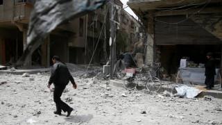 Ο ISIS ανέλαβε την ευθύνη για τη διπλή βομβιστική επίθεση στη Δαμασκό