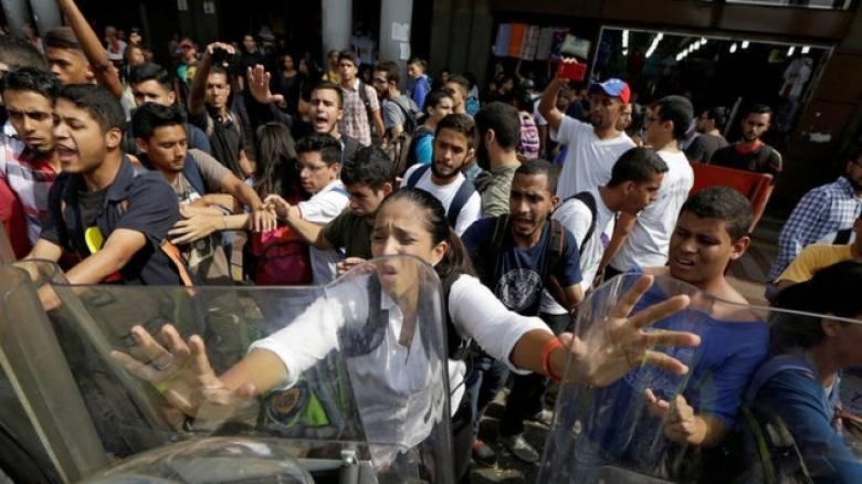 Βενεζουέλα: Αυξάνεται η πίεση της διεθνούς κοινότητας κατά του Μαδούρο