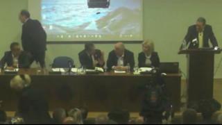 Πτολεμαΐδα: Αποχώρησε αγανακτισμένος ο Σταθάκης μετά την κατακραυγή για την ΔΕΗ (vid)