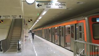 Κλειστός το Σάββατο για λίγες ώρες ο σταθμός του μετρό στο Μοναστηράκι