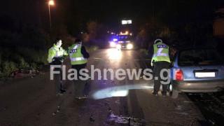 Νέο τροχαίο δυστύχημα με θύματα δύο νεαρά παιδιά (pics)