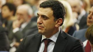 Απάντηση του ΣΥΡΙΖΑ στο «χρόνια πολλά» του Κικίλια