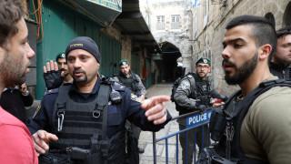 Αιματηρή επίθεση στην παλιά πόλη της Ιερουσαλήμ