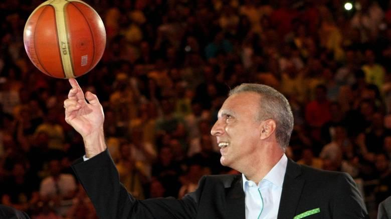 Στο Hall of Fame του μπάσκετ ο Νίκος Γκάλης!