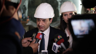Χ.Σπίρτζης: Το Πάσχα θα πάμε σε όλη την Ελλάδα με νέους αυτοκινητοδρόμους