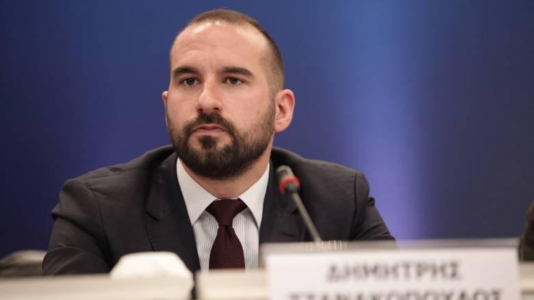 Τζανακόπουλος: Στην τελική ευθεία για συμφωνία