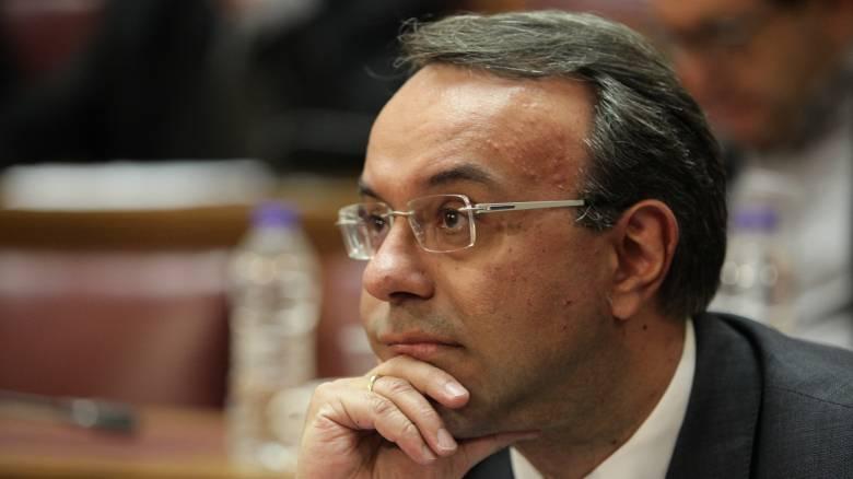 Σταϊκούρας: Η ΝΔ δεν θα ψηφίσει νέα δημοσιονομικά μέτρα
