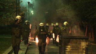 Συλλήψεις και προσαγωγές για την επίθεση κατά διμοιρίας των ΜΑΤ