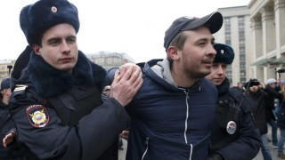 Νέες διαδηλώσεις κατά της διαφθοράς στη Μόσχα - Πάνω από 20 συλλήψεις (pics)