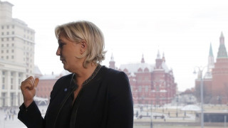 Λεπέν: Το ευρώ είναι μαχαιριά στα πλευρά της Γαλλίας