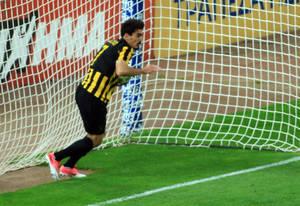 Ο Χριστοδουλόπουλος κάνει το 1-2 από το σημείο του πέναλτι