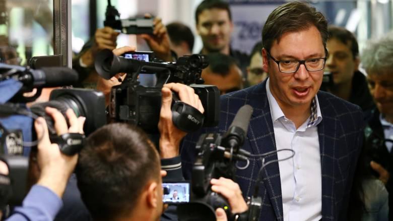 Εκλογές Σερβία: Νικητής ο Βούτσιτς δείχνουν τα exit polls