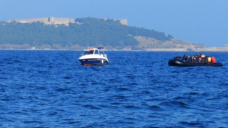 Μυτιλήνη: Πρόσφυγας πνίγηκε στη θάλασσα