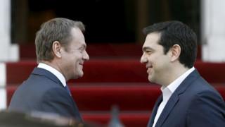 Τουσκ και Σταϊνμάιερ στην Αθήνα για την διαπραγμάτευση