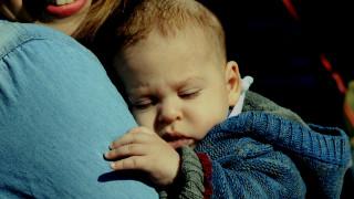 Έρευνα: Τα μωρά κλαίνε περισσότερο σε Βρετανία, Καναδά και Ιταλία