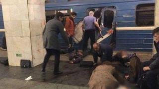 Έκρηξη στο μετρό της Αγίας Πετρούπολης