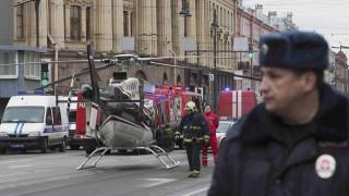 Τα τηλέφωνα του ελληνικού ΥΠΕΞ για την έκρηξη στην Αγία Πετρούπολη