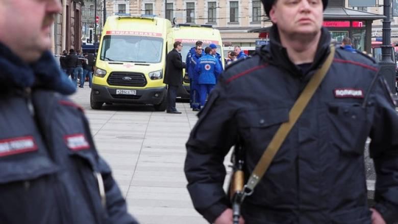 Μαθητές γυμνασίου από τη Βέροια βρίσκονται στην Αγία Πετρούπολη