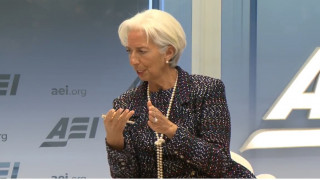 Η Λαγκάρντ απεκάλυψε πως διαφωνεί με τον Σόιμπλε για το ελληνικό χρέος