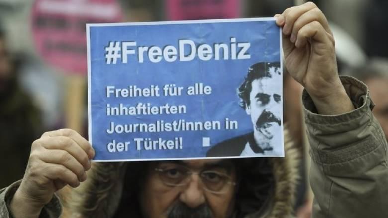 H Τουρκία κάνει ένα μικρό βήμα πίσω για τον Γερμανό δημοσιογράφο της Die Welt